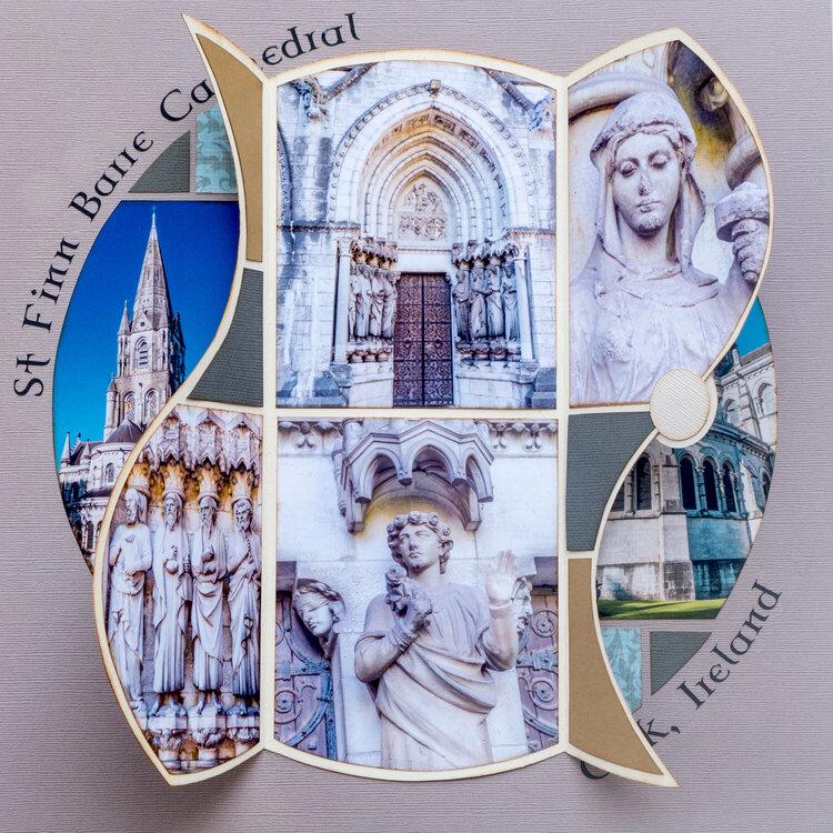 St Finn Barre Cathedral Cork Ireland