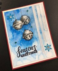 Winter Jingle Bell Card