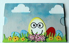 Easter Slider Card