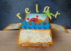 relax crab
