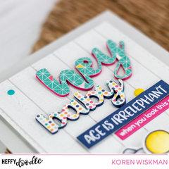 Heffy Doodle Summer Lovin' Challenge