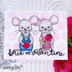 Brie my Valentines Day Card