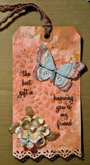 Gift of Friendship Tag