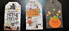 Halloween tags & mini-cards