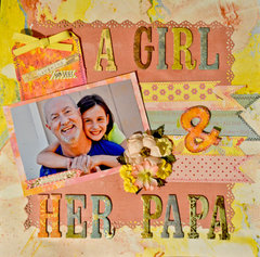 A Girl & Her Papa