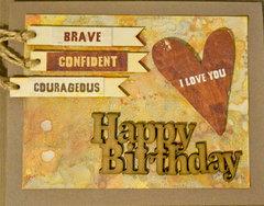 Tristen's Birthday