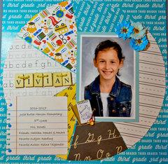 3rd Grade - Vivian