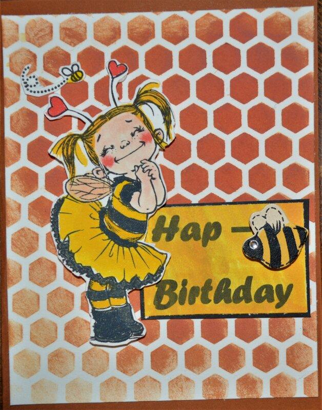 Hap-Bee Birthday