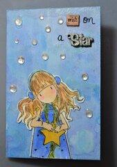 Wish on a Star Mini Card