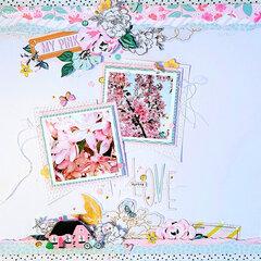 My Pink Spring Love