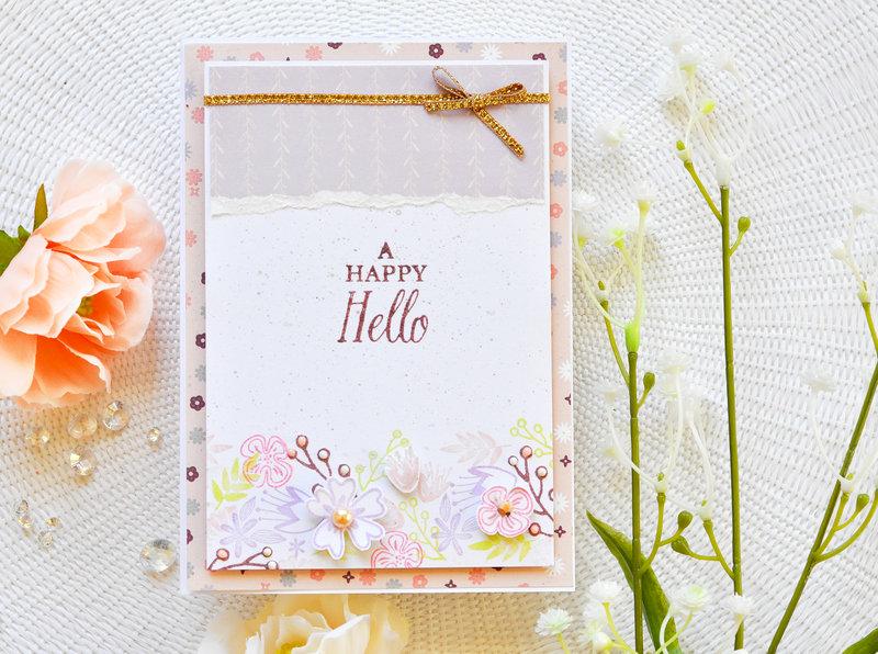 A Happy Hello