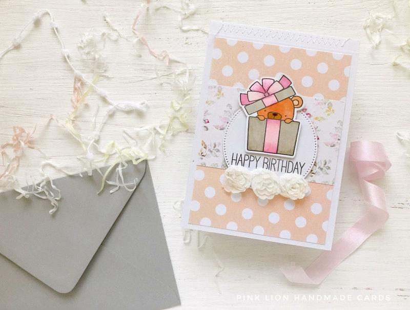 Happy Birthday! Handmade Card