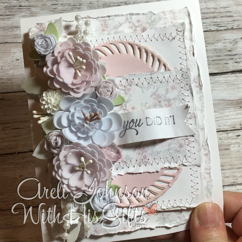 Romantic Shabby Chic Card