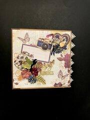 Happy Moments 6X6 Mini Album