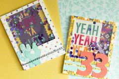 LLAMA Birthday Cards