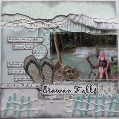 Erawan Falls - Thailand