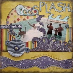 Splash - Typhoon Lagoon... Disney