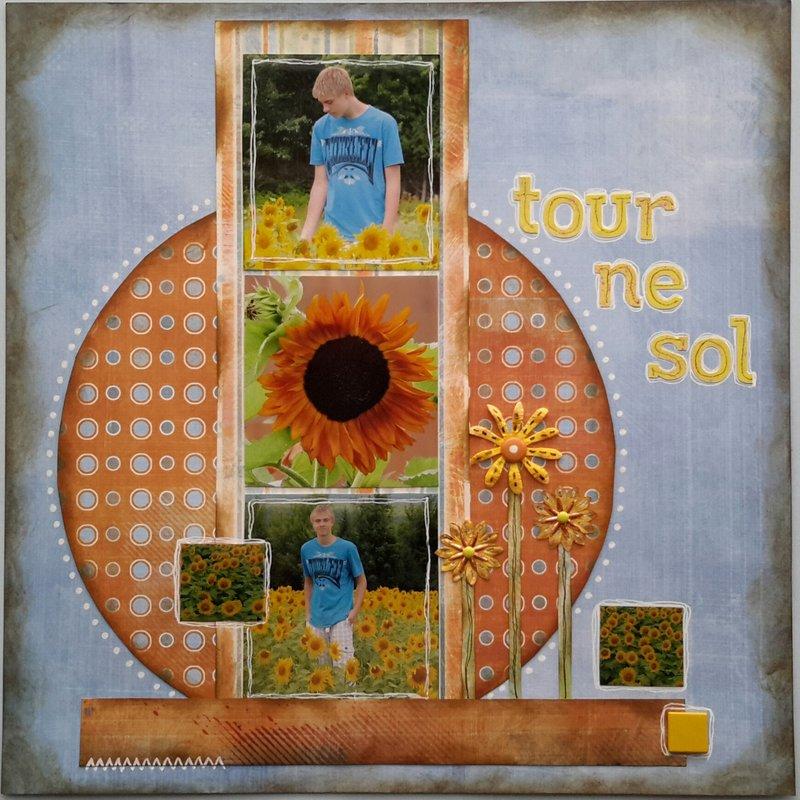 Sunflowers (Tournesol)