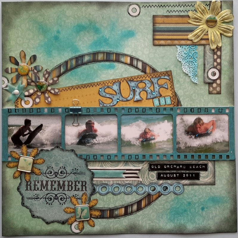 Surf Boy