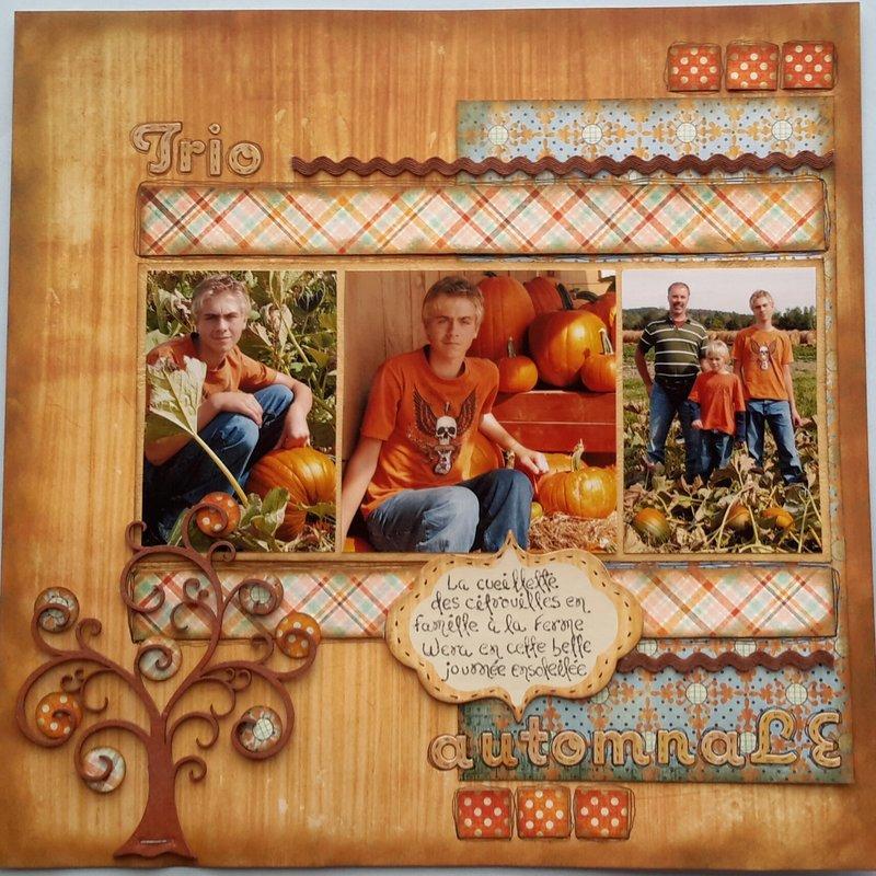 Autumn Trio (Trio Automnale)