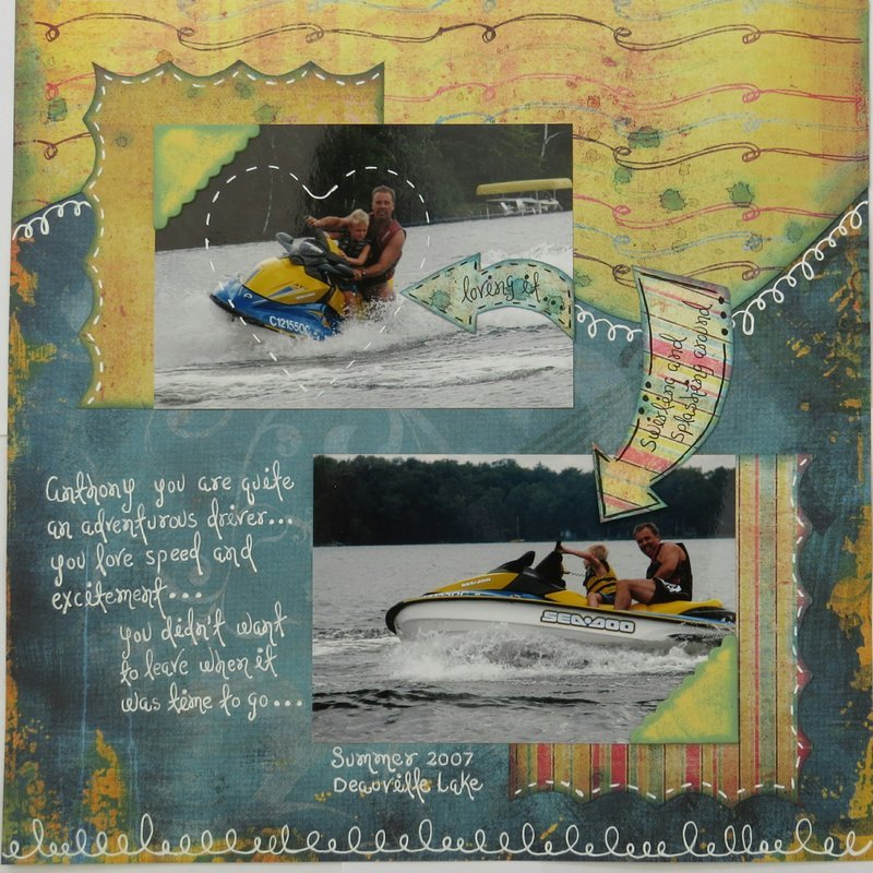 A Day on the Lake Spells Pure Fun (Page 2)