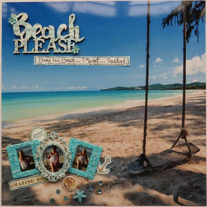 Beach Please - Thailand