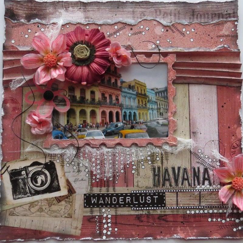 Havana Wanderlust - Cuba
