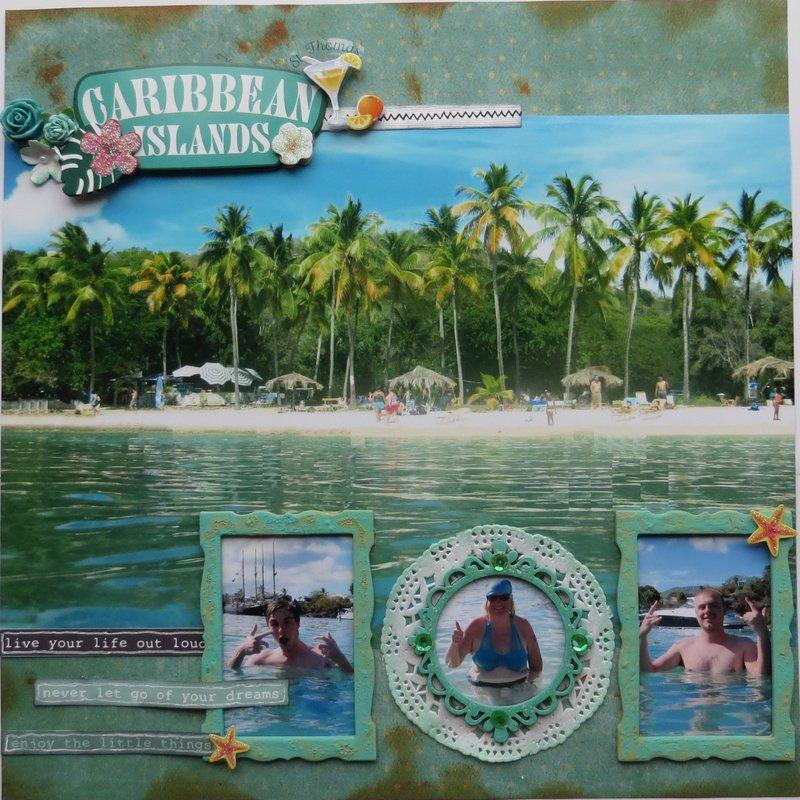 Caribbean Islands - St. Thomas