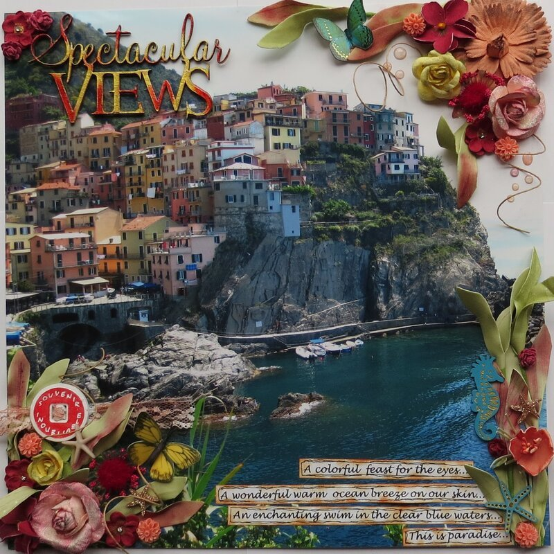 Spectacular Views (Manarola... Italy)