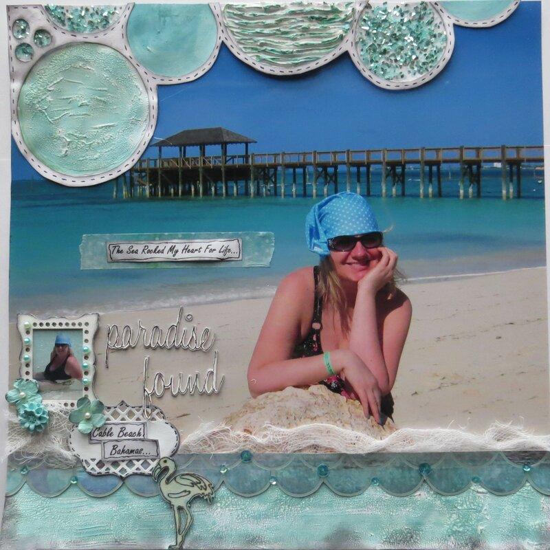 Paradise Found - Nassau... Bahamas