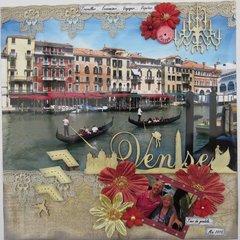 Venice Gondola Ride (Venise... tour de gondole)