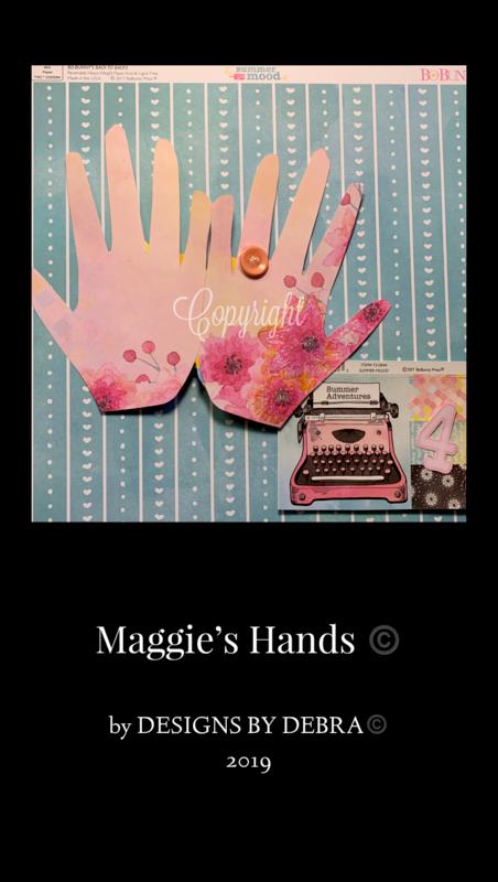 Maggie's Hands©️
