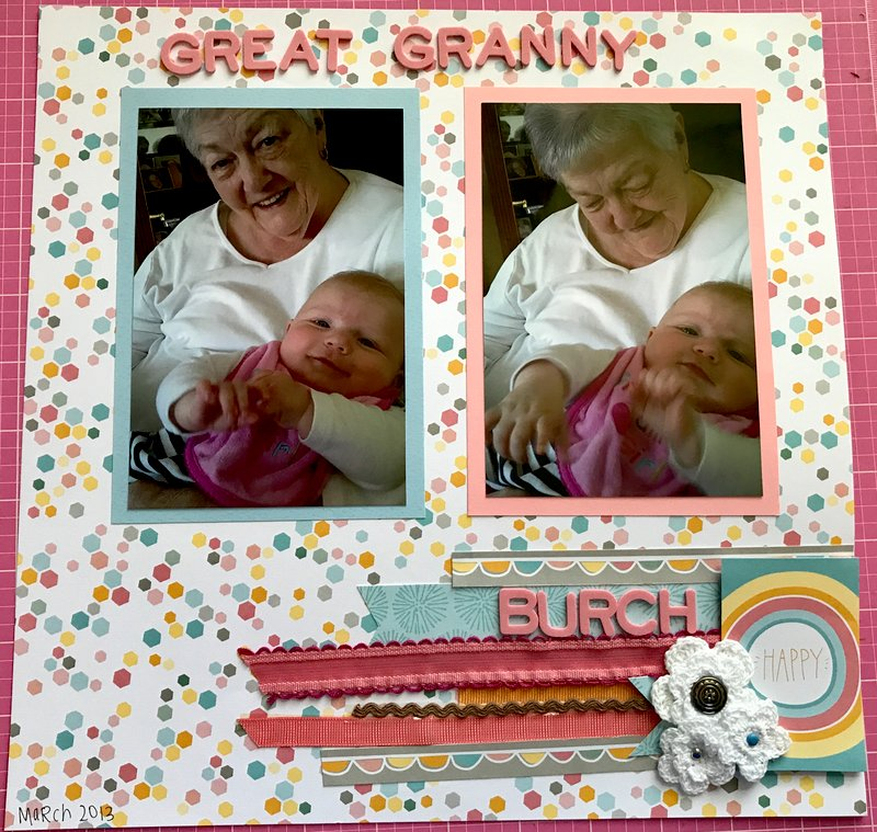 Great Granny Burch