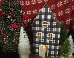 Digital Cut File Bundle Little Houses Christmas Svg And Png