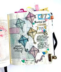 Lessons Learned Bible Journaling