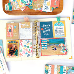 The Beach is My Happy Place Pocket Pages