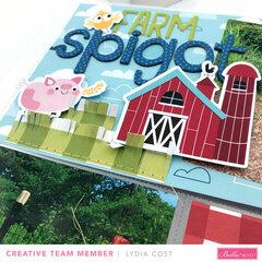 Farm Spigot Pocket Page