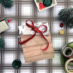 Farmhouse Christmas Mini Album