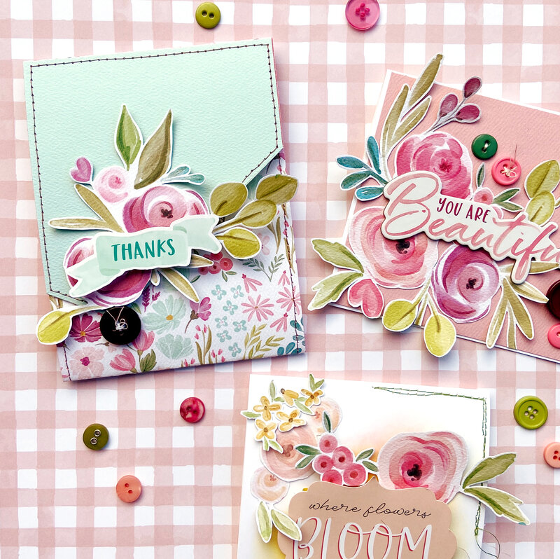 Carta Bella Flora Set of Cards