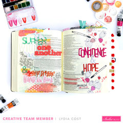 Illustrated Faith Paints Bible Journaling