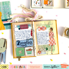 The Reset Girl Faithful Life Challenge Altered Book