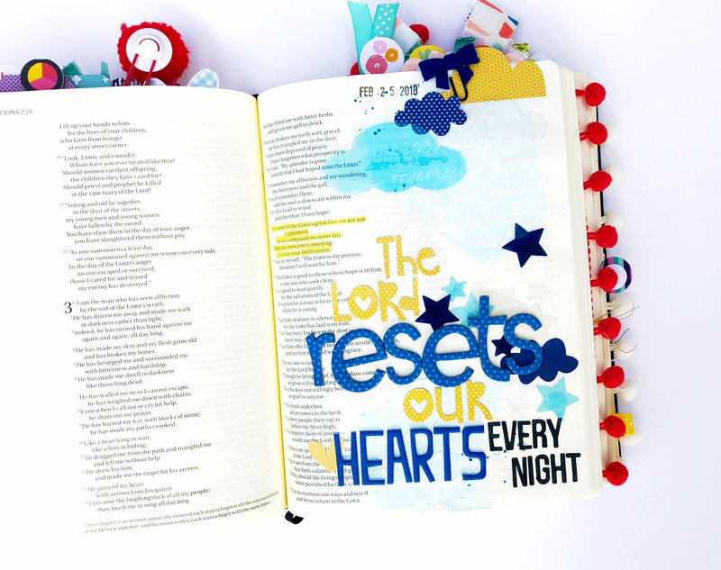 The Lord Resets Our Hearts