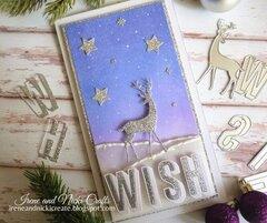 Wish Christmas Card