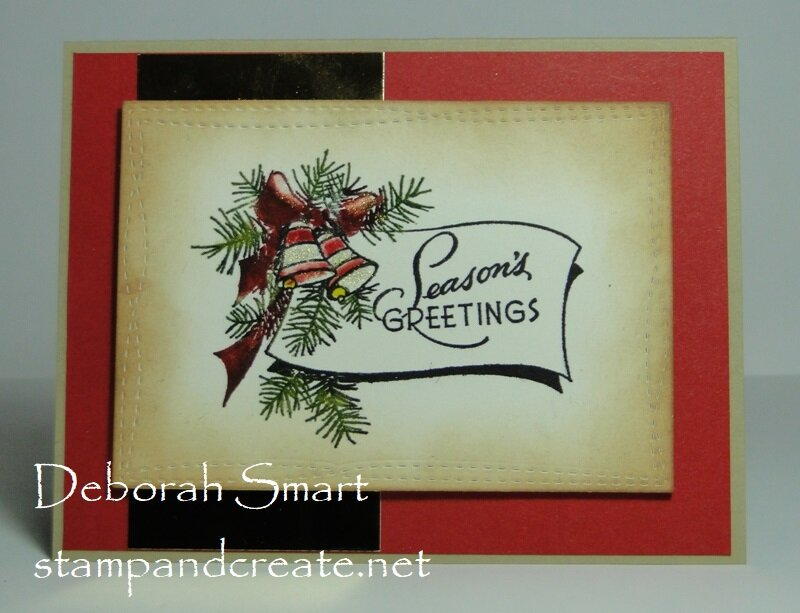 Tim Holtz Holiday Greetings