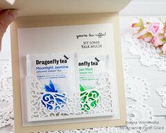 You're tea-riffic! card