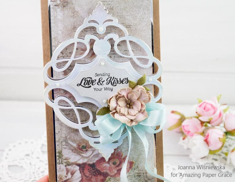 Love & Kisses Card