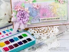 Birthday Card for Mum