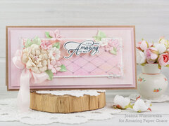 You�re Amazing to me Card