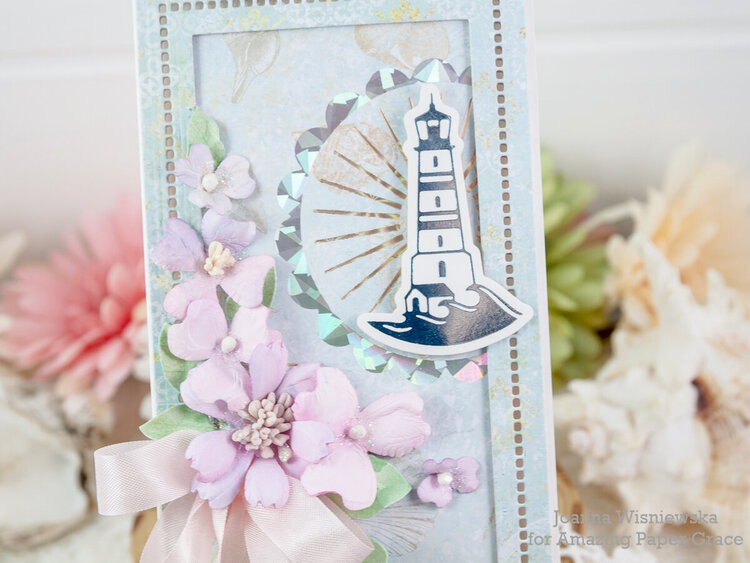 Shine Your Light Birthday Card
