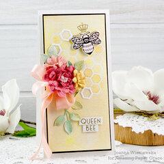 Queen Bee Card